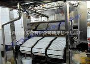 专业制造HQ-GD450系列PLC真空薄膜熬糖自动硬糖浇注机组/硬糖设备/硬糖浇注机
