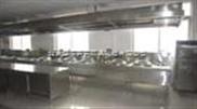 北京zui有信譽廚房設備廠 北京不銹鋼廚房設備工程公司