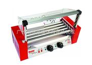 自動豪華滾軸烤腸機(5/7/9/11管)|熱狗機