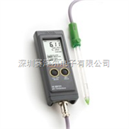 哈纳HANNA HI99121N便携式土壤pH计|土壤PH分析仪
