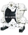 气动PVDF隔膜泵RG80、不锈钢隔膜泵、铝合金隔膜泵