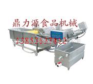 QX-400--高效多功能清洗机、毛刷去杂清洗机