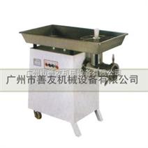 采用优质不锈钢制造立式绞肉机|冻肉绞碎机
