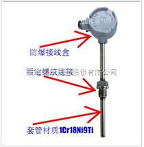 WRE-240固定螺纹防爆热电偶