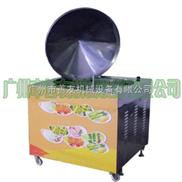 SYM-800新式电动燃气锅巴馒头机|蒸煎馒头机