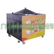 SYM-800南宁电动燃气锅巴馒头机|锅巴馍馍机