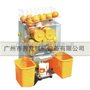 价格低性能高的鲜橙榨汁机|电动挤橙汁机方便效率高