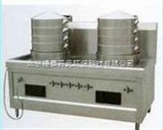 燃氣鼓風雙頭蒸爐北京廚房設備公司 北京不銹鋼廚房設備工程公司