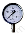 YE-150膜盒压力表