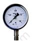 YN-100ZQ充油耐震压力表