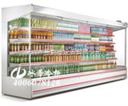 深圳超市冷柜 东莞冰激凌展示柜 惠州不锈钢冰柜