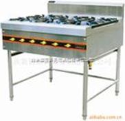 燃气煲仔炉 六眼煲仔炉 北京不锈钢厨房设备厂