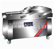 海鲜下凹式液体真空包装机(DZ-600)
