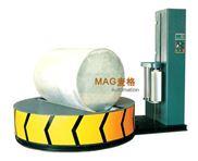 麦格YP800F圆筒式缠绕包装机