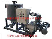 电炉变压器用螺旋板式强油水冷却器