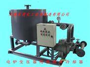 電爐變壓器用強迫油循環水冷卻器