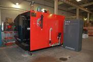 1-2T大型電熱蒸汽鍋爐、熱水鍋爐