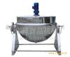 100L-1000L可倾式夹层锅固定电加热熬汤锅
