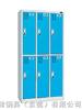 6门工厂储物柜防尘储物柜,防尘鞋柜,防尘更衣柜,防静电柜
