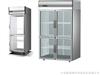 三洋立式玻璃门风冷厨房柜