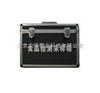 ABS铝合金定制箱体 420×200×330mm采样箱单箱体