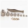 常规超高焊接性不锈钢砝码k