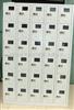 50门手机充电柜员工手机统一充电柜
