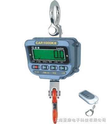 OCS大连3T吊磅秤,5T直视吊磅秤,大连10T直视电子吊秤