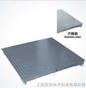 SCS2吨电子地磅秤,南京3吨电子地磅